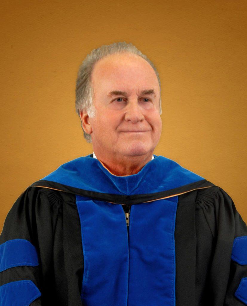 TBCS Chancellor Dr. Lawrence Langston